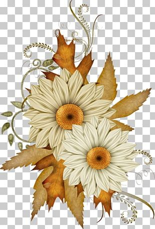 Flower Bouquet Autumn PNG