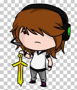 Chibi Drawing Fan Art YouTuber PNG