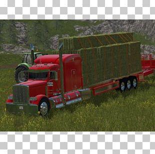 Farming Simulator 17 Peterbilt Farming Simulator 15 Flatbed Truck PNG
