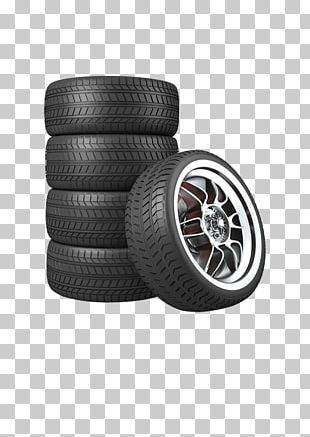 Car Spare Tire Wheel PNG