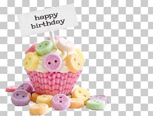 Cupcake Birthday Cake Happy Birthday To You Wish PNG