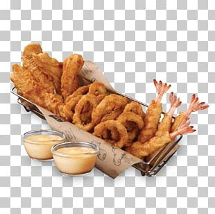 French Fries Onion Ring Fast Food Pakora Korean Fried Chicken PNG