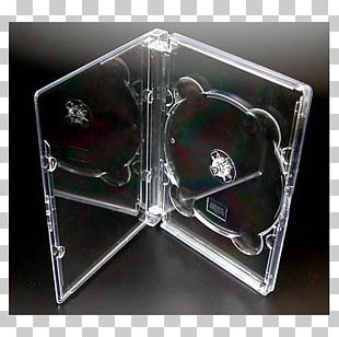 Optical Disc Packaging Compact Disc DVD Box Case PNG
