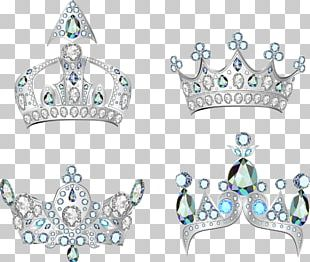 Crown Jewellery Diamond Clothing Accessories PNG