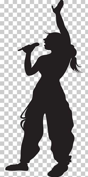 Singing Music PNG