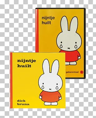 Rabbit Miffy Paper Product Book Sign Language PNG