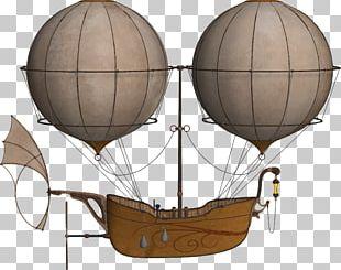 Hot Air Balloon Airship PNG