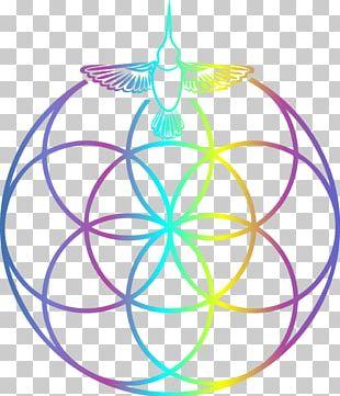 Sacred Geometry Symbol Circle PNG