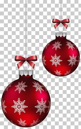 Christmas Ornament Icon PNG