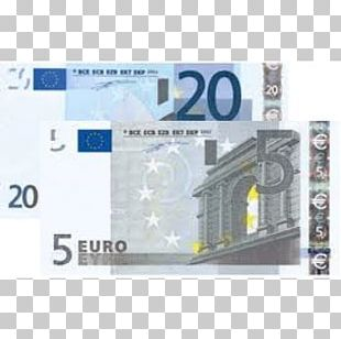 Euro Banknotes 5 Euro Note 10 Euro Note PNG