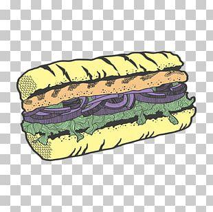 McDonald's Big Mac Street Food Submarine Sandwich Burrito PNG