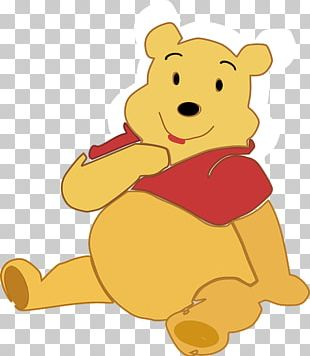 Winnie-the-Pooh Piglet Bear Christopher Robin The House At Pooh Corner PNG
