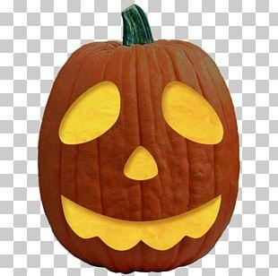 Jack-o'-lantern Pumpkin Carving Halloween Gourd PNG