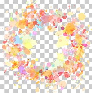 Watercolor Painting Photography Abstraction PNG
