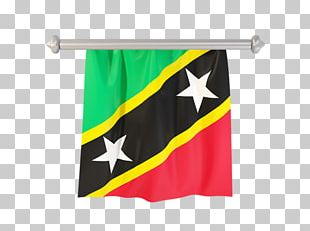 Flag Of Saint Kitts And Nevis Flag Of Saint Kitts And Nevis Stock Photography PNG