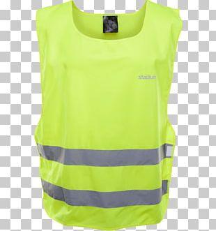 Gilets Light Armilla Reflectora Sleeveless Shirt Mikkeli PNG