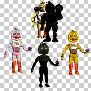 Action & Toy Figures Mascot Five Nights At Freddy's PNG