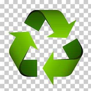 Recycling Symbol Logo PNG