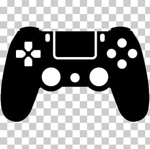 PlayStation 4 Game Controllers Video Games PNG