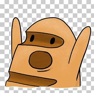Snout Telegram Bread Sticker PNG