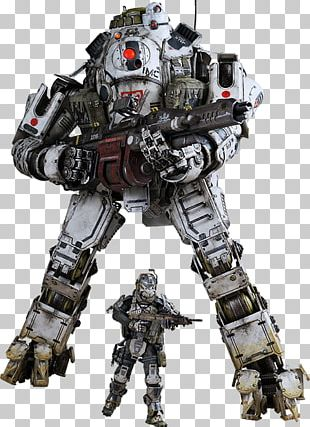Titanfall 2 1:12 Scale Sideshow Collectibles Action & Toy Figures PNG