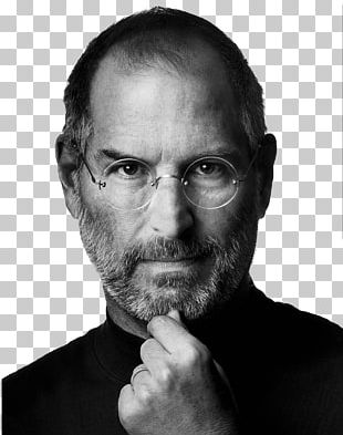 Steve Jobs Apple Chief Executive Co-Founder Pixar PNG
