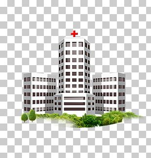 Hospital Building PNG