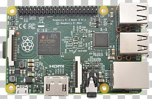 Raspberry Pi 3 Single-board Computer Input/output PNG