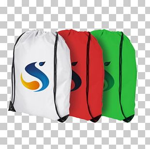 Bag Polyester Textile Printing Advertising PNG