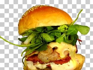 Cheeseburger Breakfast Sandwich Poulx Fast Food Veggie Burger PNG