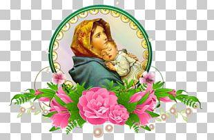 Child Jesus Holy Card Garden Roses Nativity Of Jesus Mother PNG