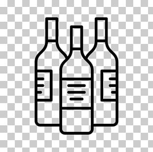 Port Wine Glass Bottle Champagne Cocktail PNG