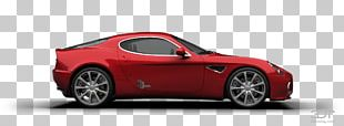 Alfa Romeo 8C Competizione Compact Car Audi TT PNG