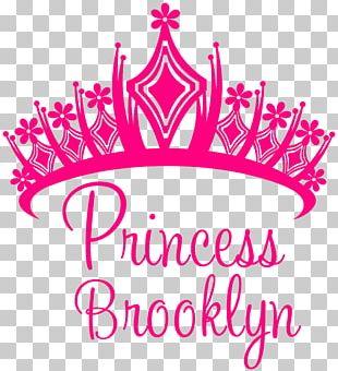 Crown Princess Decal PNG