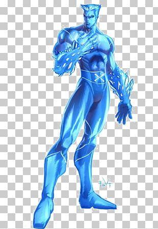 Iceman Professor X Jean Grey Storm Beast PNG