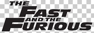 Universal Studios Hollywood The Fast And The Furious Logo PNG