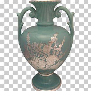 Vase Urn Ceramic Pitcher Glass PNG