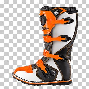 Boot Enduro Motocross Shoe Clothing PNG