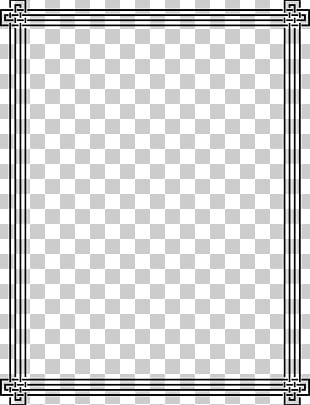 Borders And Frames Paper PNG
