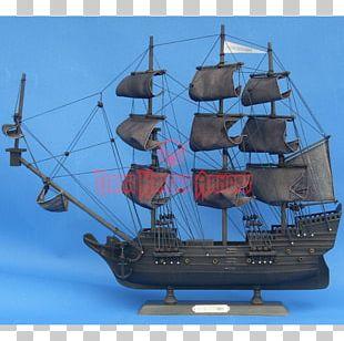 Flying Dutchman Ship Model Ghost Ship Maritime Transport PNG