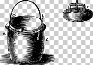 Pressure Cooking Kettle Olla Cookware PNG