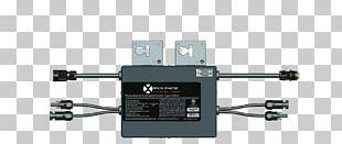 Solar Micro-inverter Power Inverters Grid-tie Inverter Solar Inverter Solar Energy PNG