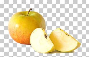 Apple Fruit Fuji Slice PNG