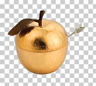 Honeypot Apple Rosh Hashanah Jar PNG