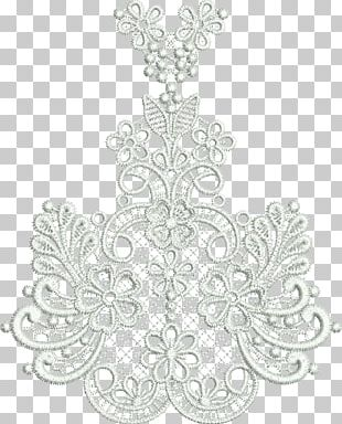 Lace Machine Embroidery Cutwork Pattern PNG