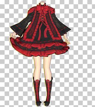 Blade & Soul Clothing Dress MikuMikuDance Skirt PNG