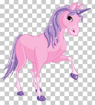 Unicorn Pony PNG