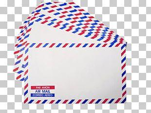 Air Mail Envelopes PNG