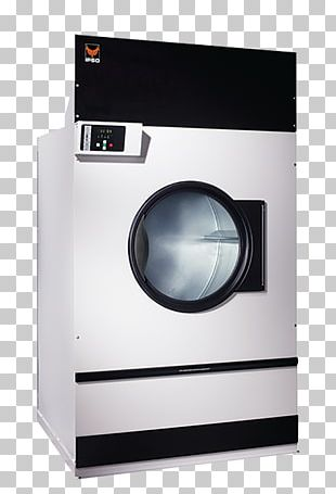 Clothes Dryer Laundry Room Washing Machines Self-service Laundry PNG