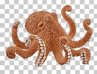 Schleich Gr Octopus Action & Toy Figures PNG
